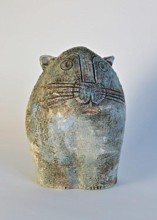 Кот, керамика