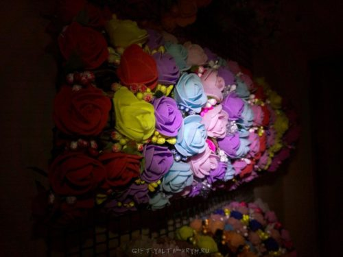Ободок для девочек Ялта - предлагаем новые ободочки ручной работы наших ялтинских мастеров! Ободочки красивые и недорогие, сделаны с любовью нашими мастерами хенд мейд.