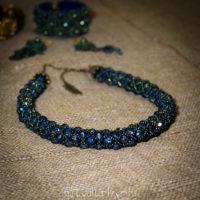 Ожерелье - ручная работа