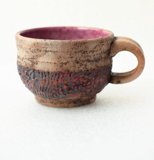 Керамика ручной работы - Ялта - Объём кружки - 230 мл.